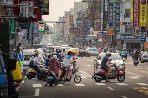 Centre-ville De Tainan