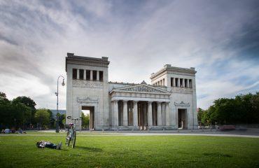 La Königsplatz à Munich