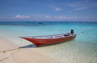 Plage Sur Les îles Perhentians