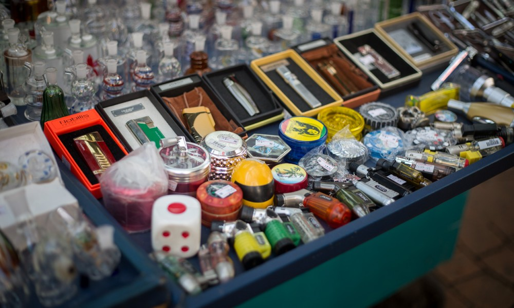 Boutique De Souvenir Dans Le Chinatown à Kuala Lumpur