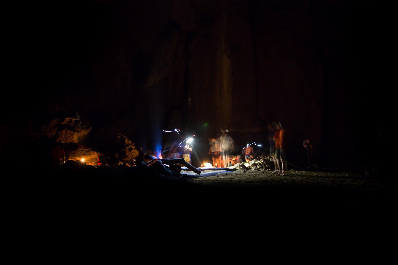 Grottes Dans Taman Negara