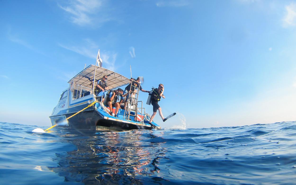 Malaisie – Plongée Aux Perhentians Avec Le PADI Open Water