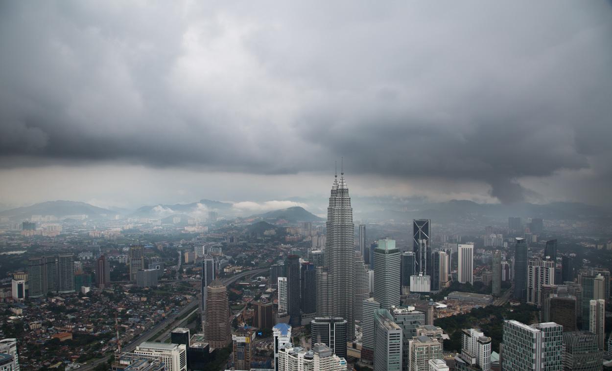 Vue De La Tour KL à Kuala Lumpur