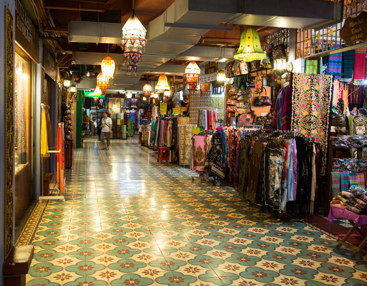 Central Market à Kuala Lumpur