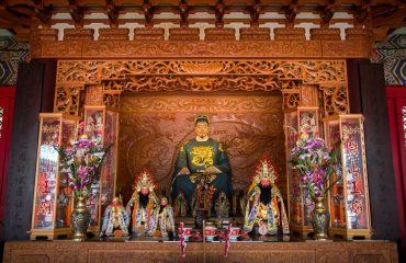 Représentation De Koxinga à Tainan