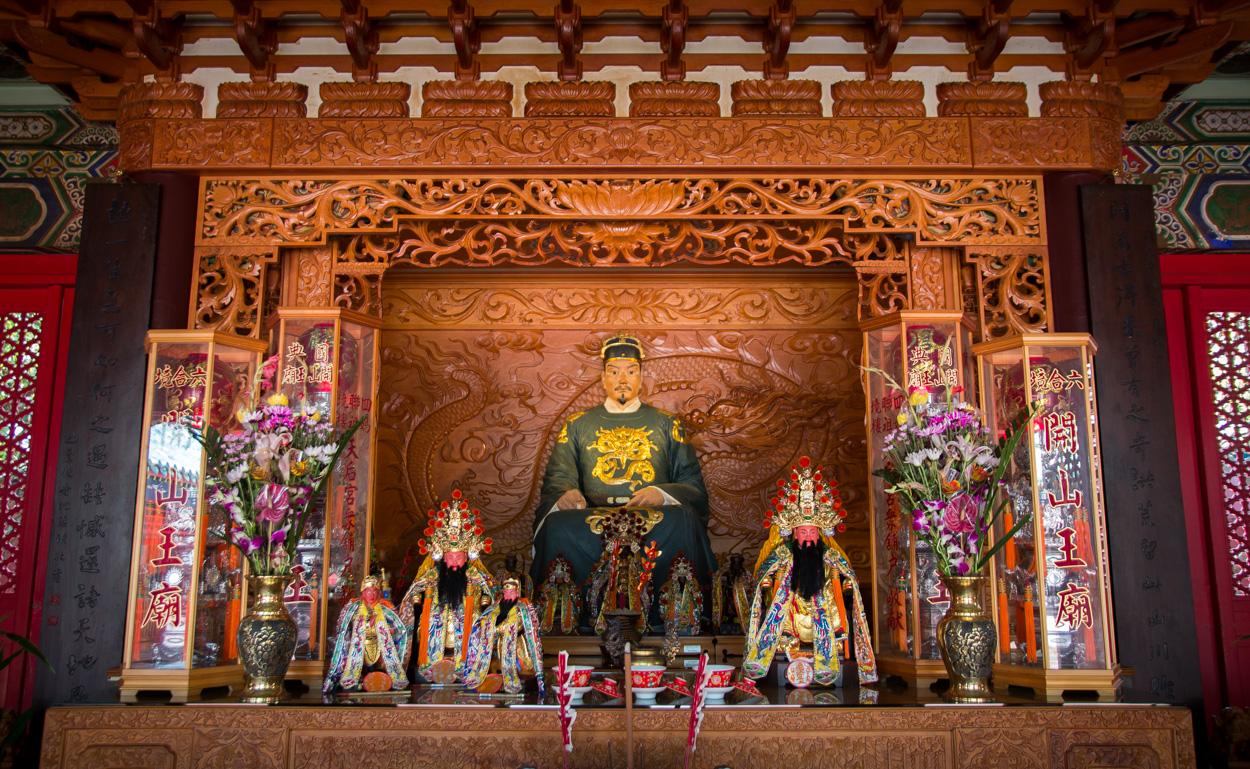 Taiwan – Koxinga, Héros National à Tainan