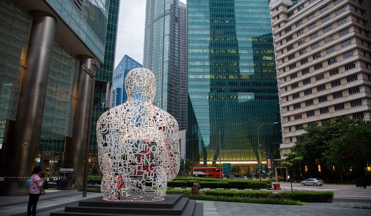 Centre Ville De Singapour