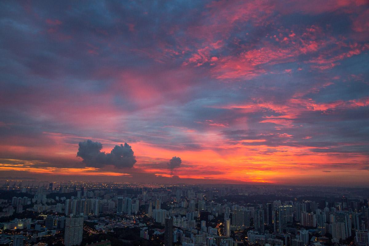 1-Altitude à Singapour