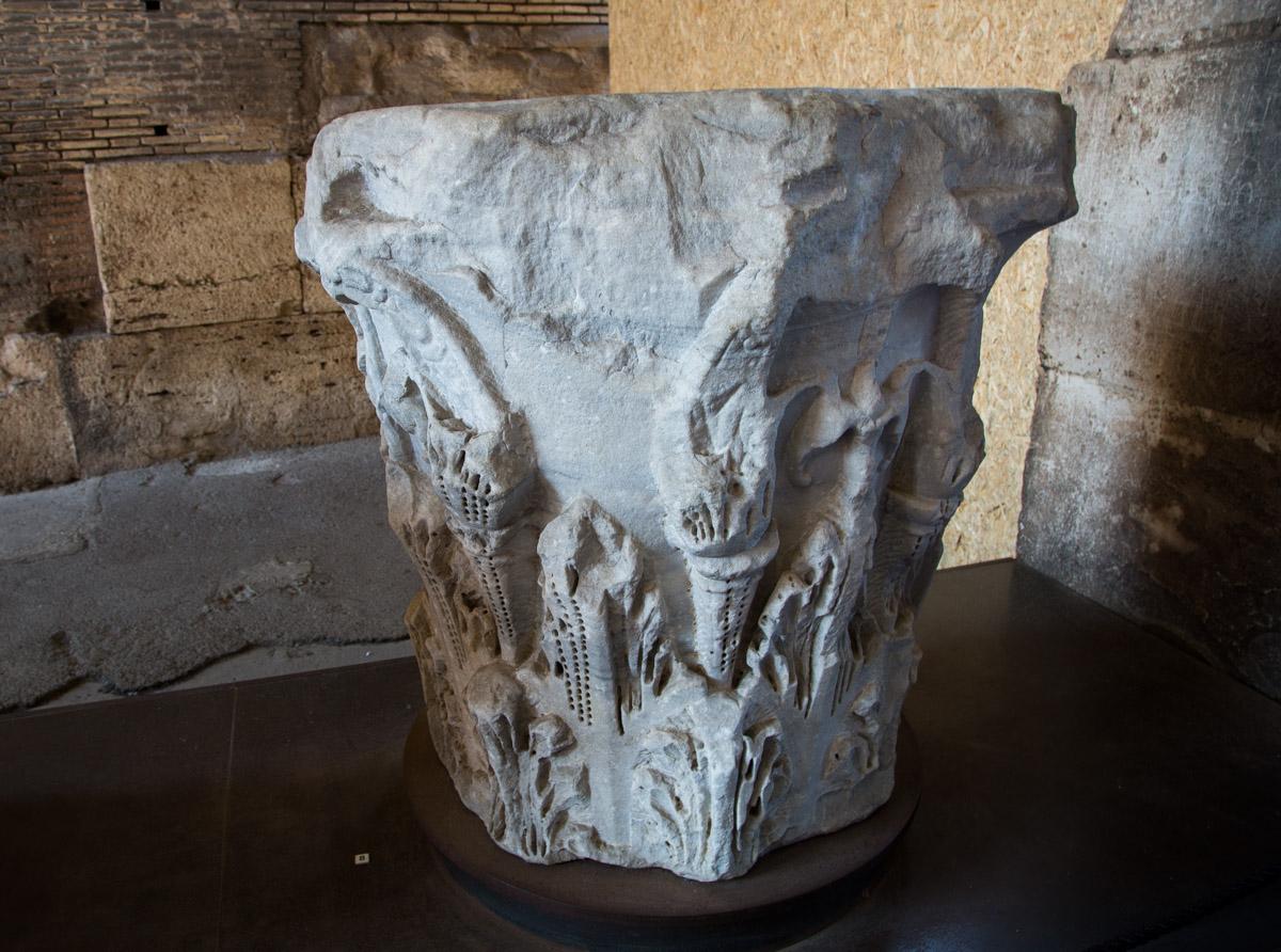 Décoration Du Colisée