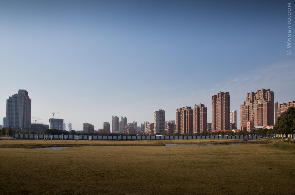 Chine – Ballade Dans Le SIP De Suzhou