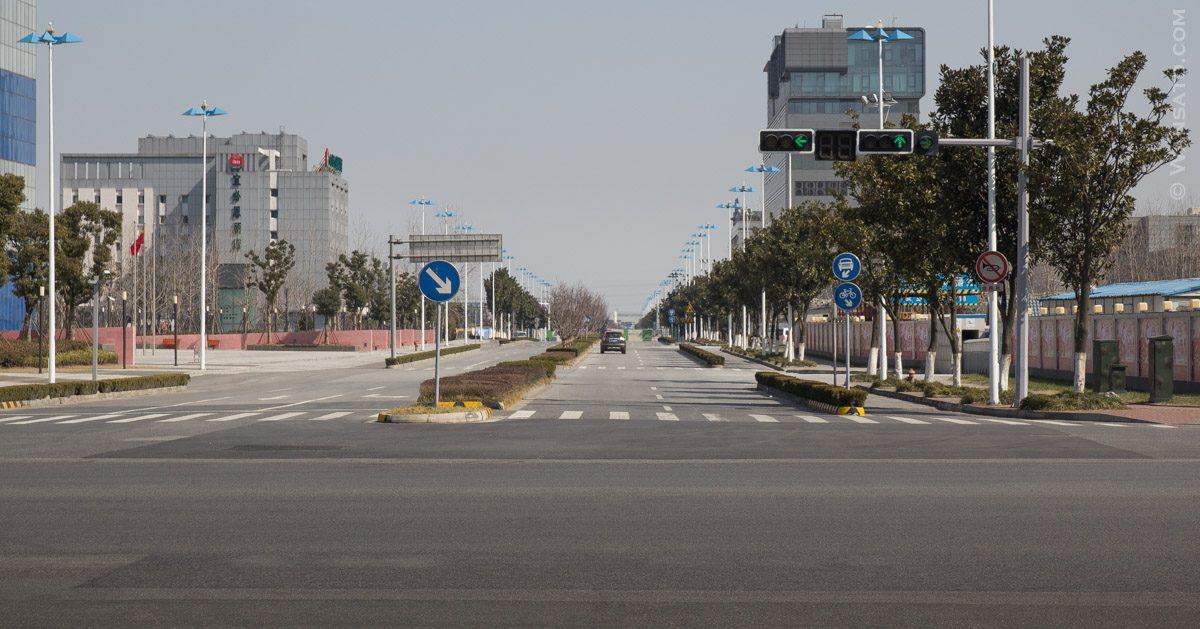 Chine - SIP à Suzhou