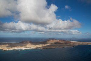 Espagne - L'île De La Graciosa Dans Les îles Canaries