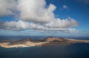 Espagne – L'île De La Graciosa Dans Les îles Canaries