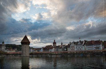 Suisse – Le Lac Des Quatre Cantons à Lucerne