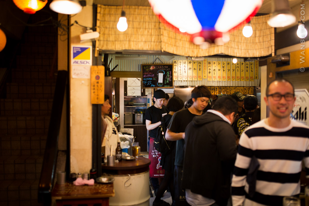 Japon - Dans Les Rues De Tokyo