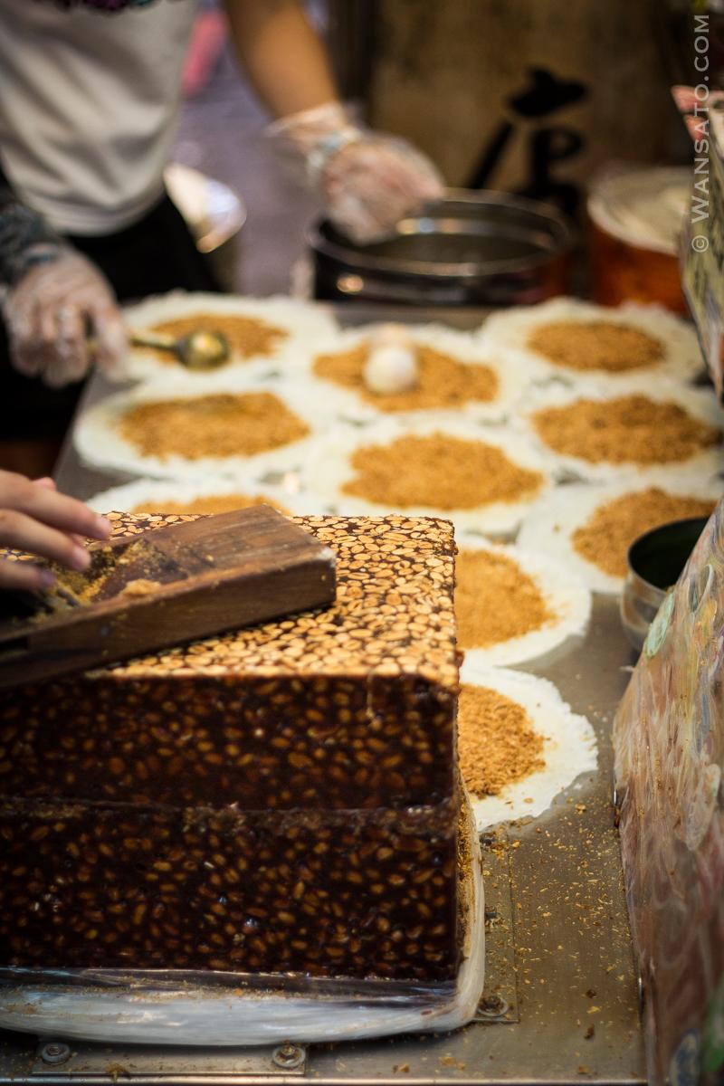 Taiwan - Spécialités Culinaires à Jiufen