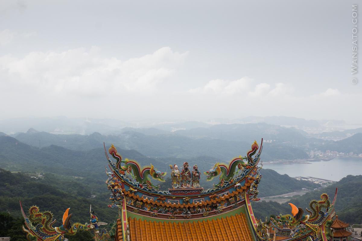 Taiwan - La Région De Jiufen