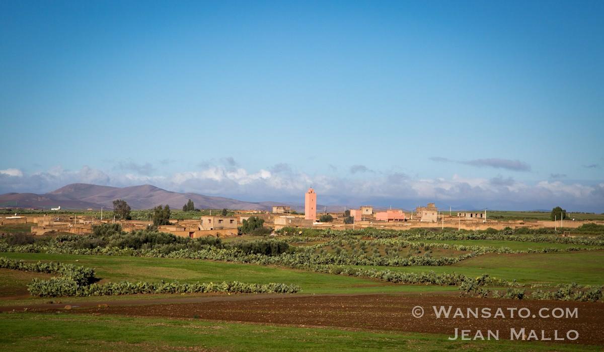 Maroc - Voyage Vers Marrakech