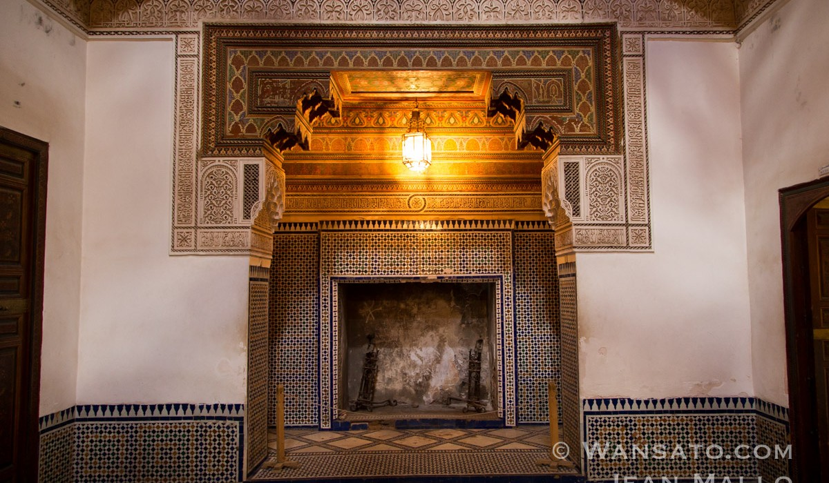 Maroc - Le Palais De Bahia