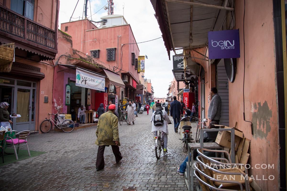 Maroc - La Médina De Marrakech