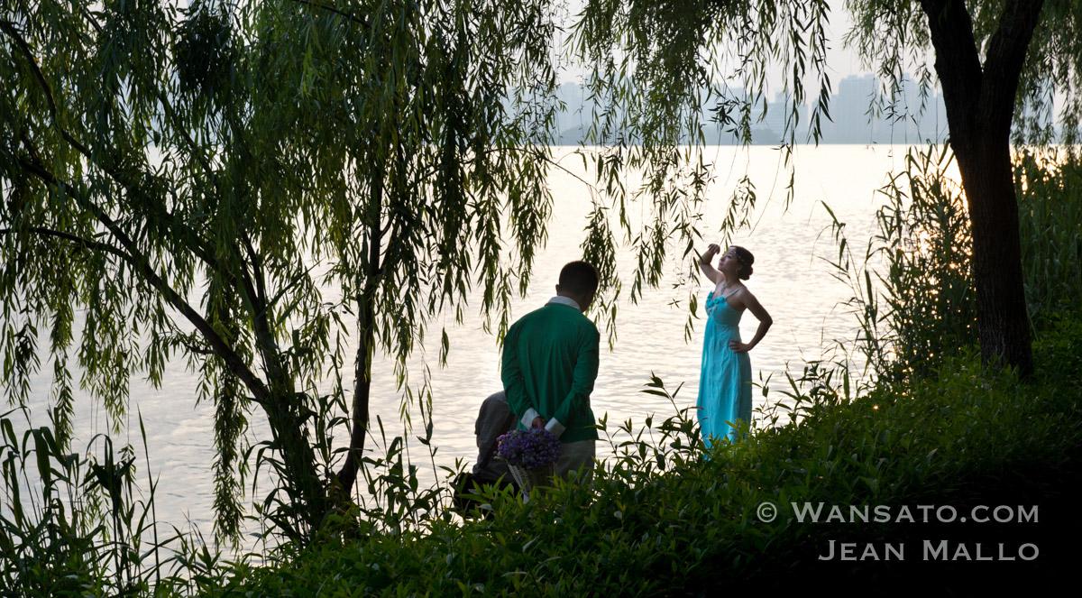 Chine - Photographie De Mariage à Suzhou