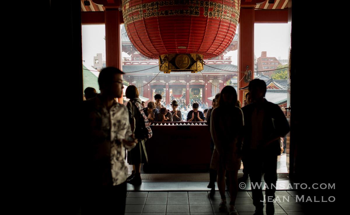 Japon – Une Visite Du Temple Senso-ji à Tokyo