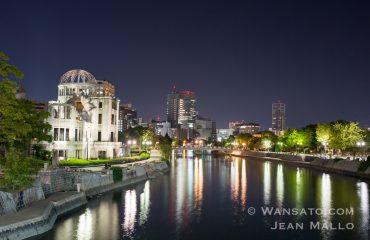 Japon – Le Dôme De Genbaku à Hiroshima
