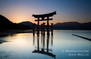 Japon - Le Torii De Miyajima