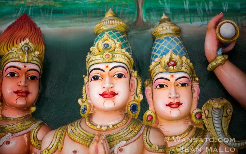 Portfolio - Les Têtes De Sri Mahamariamman
