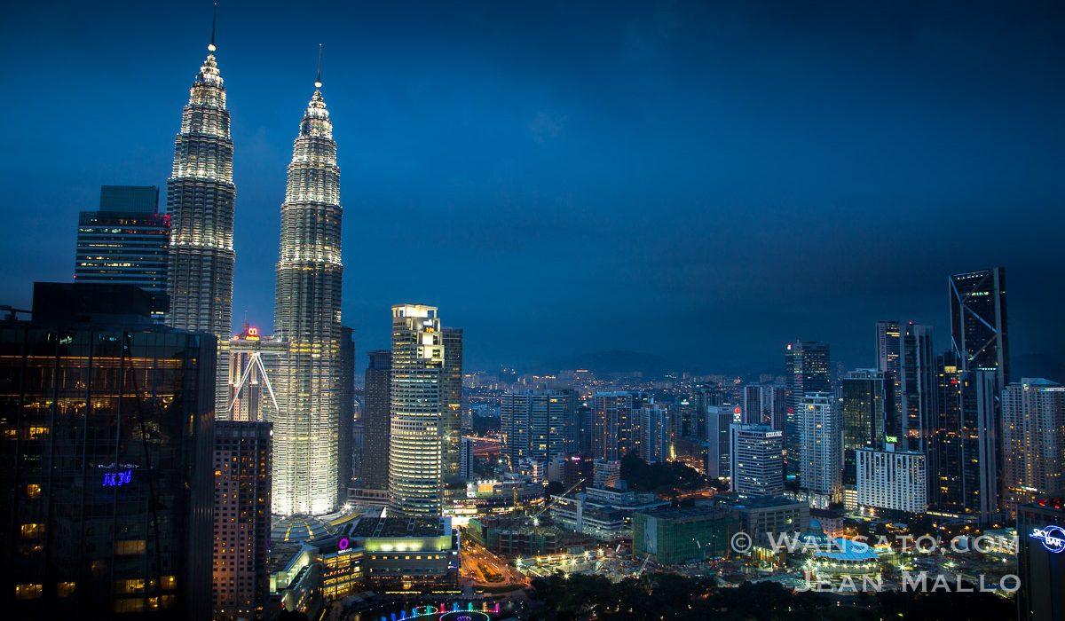 Portfolio Les Tours Petronas De Kuala Lumpur