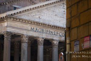 Portfolio Le Panthéon De Rome