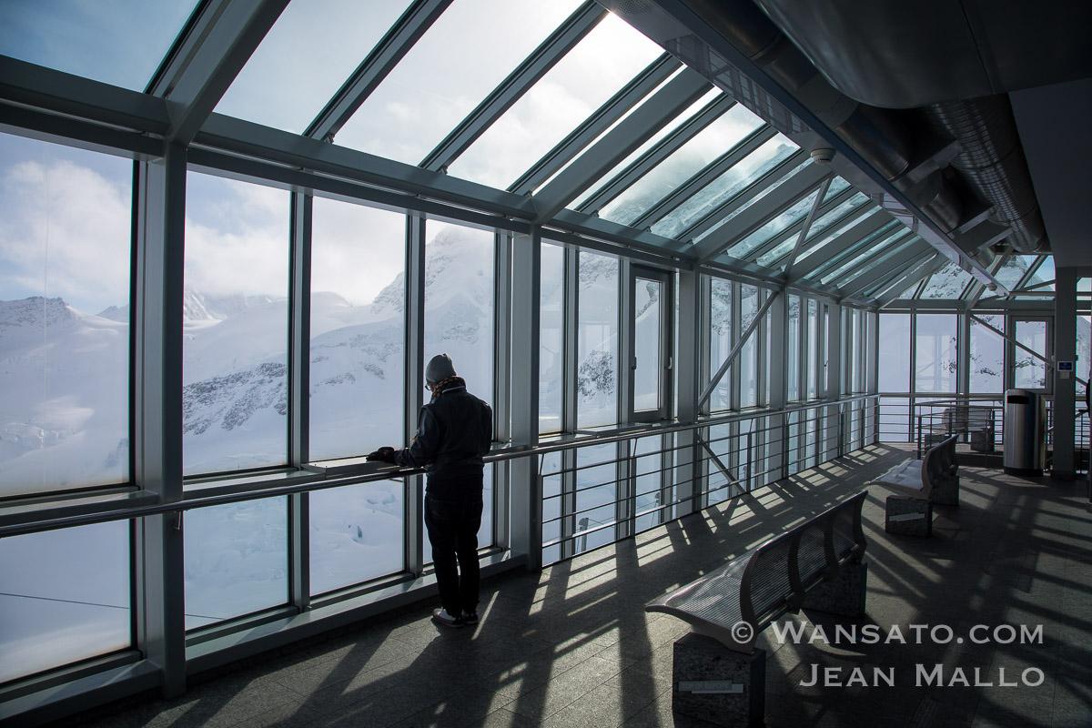 Suisse - A L'intérieur De La Jungfraujoch