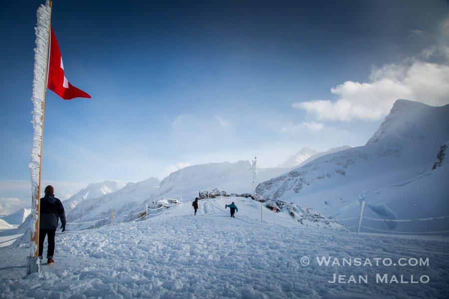 Suisse – Au Sommet De L'Europe Sur La Jungfraujoch