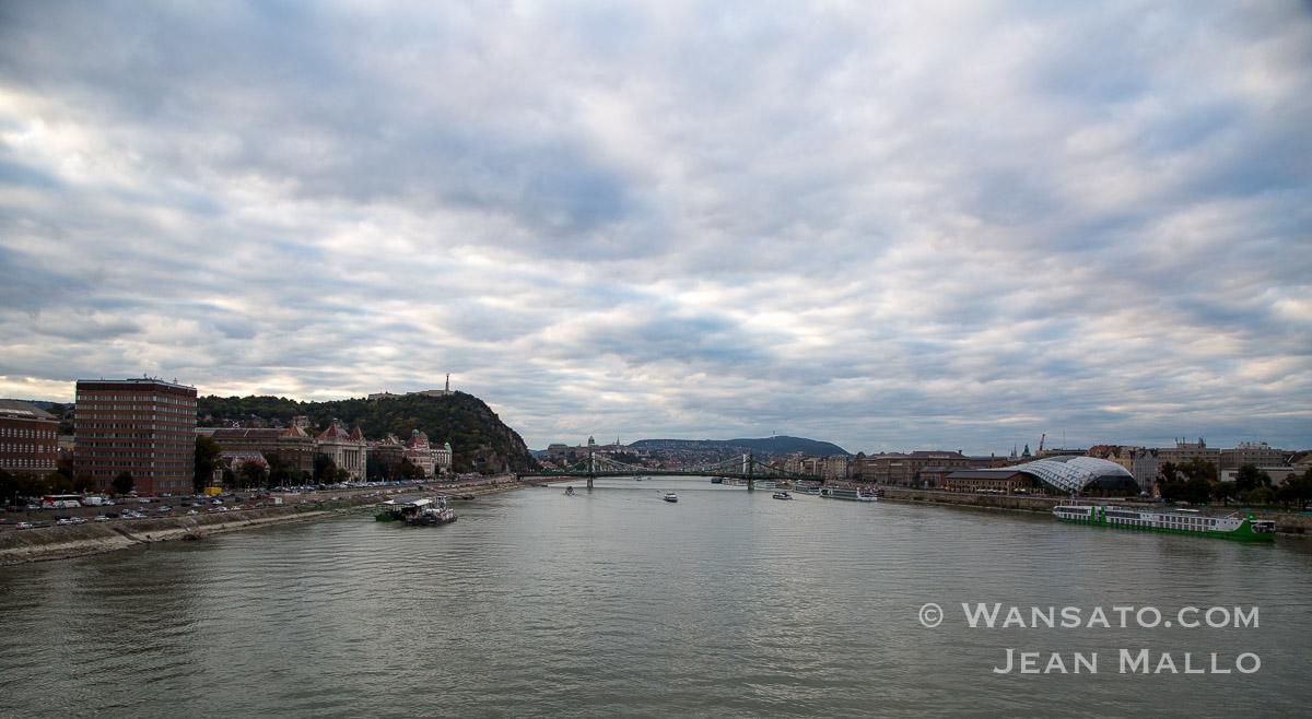 Budapest - Pont Sur Le Danube