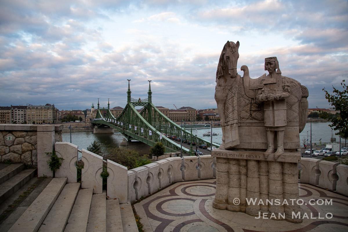 Budapest - Le Pont Elisabeth