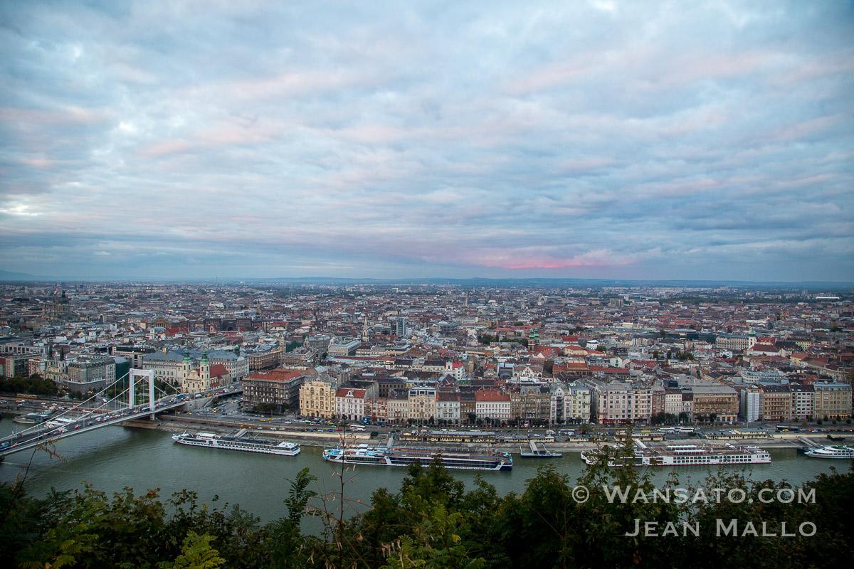 Budapest - Vue Sur Pest