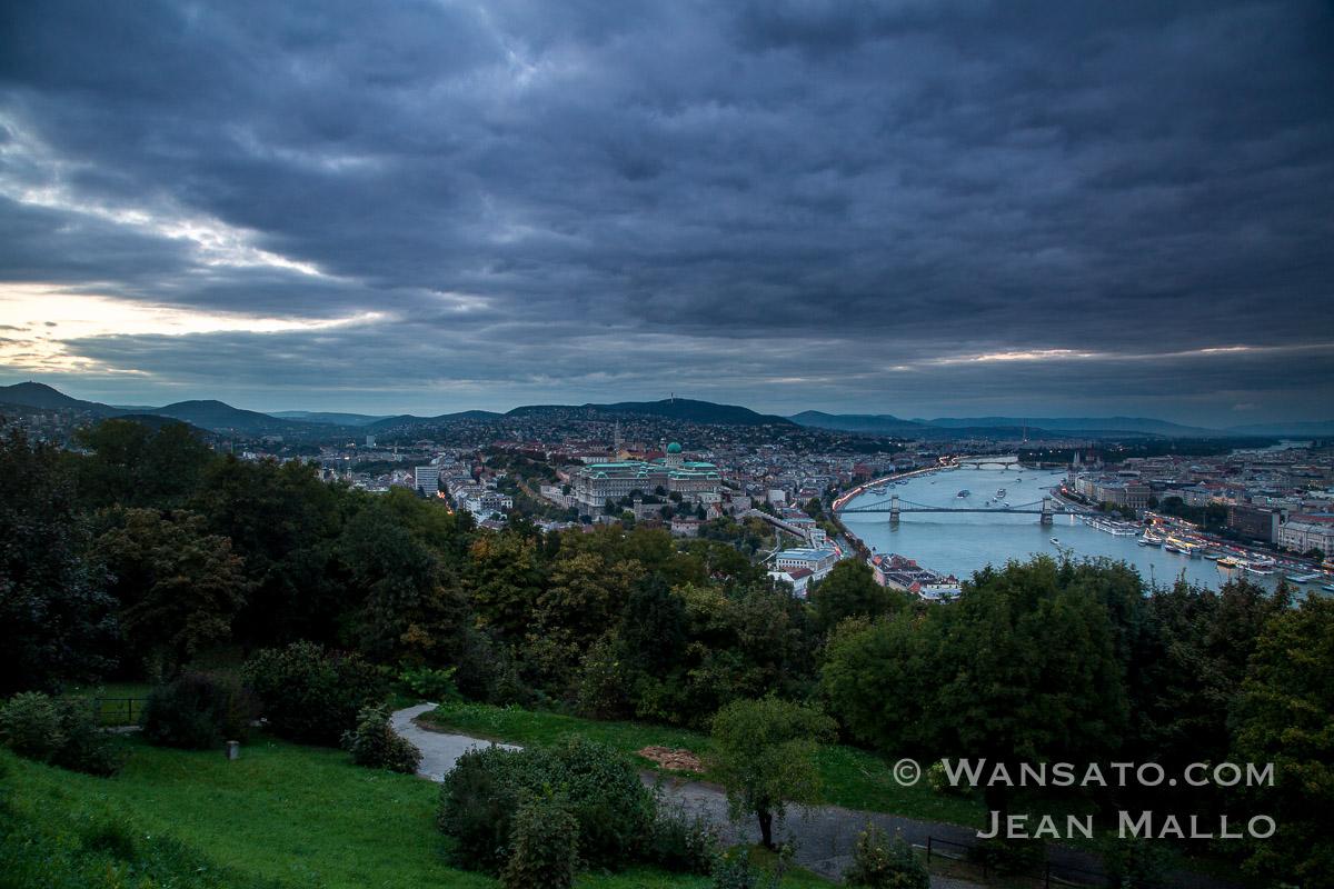 Budapest - Vue Sur La Ville