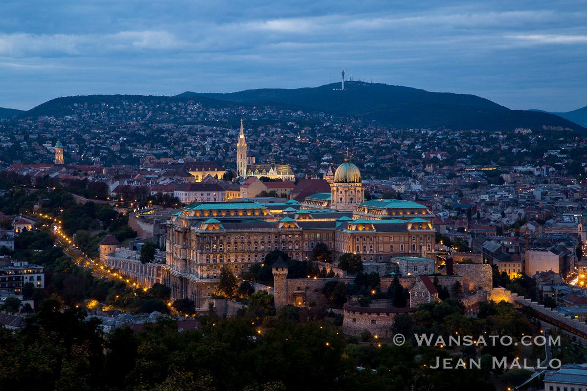 Budapest - Le Musée Historique