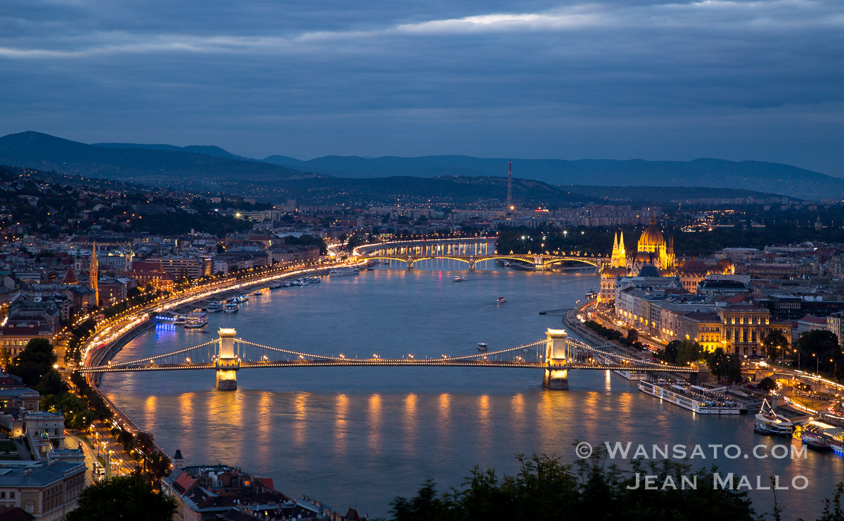 Budapest - Le Danube