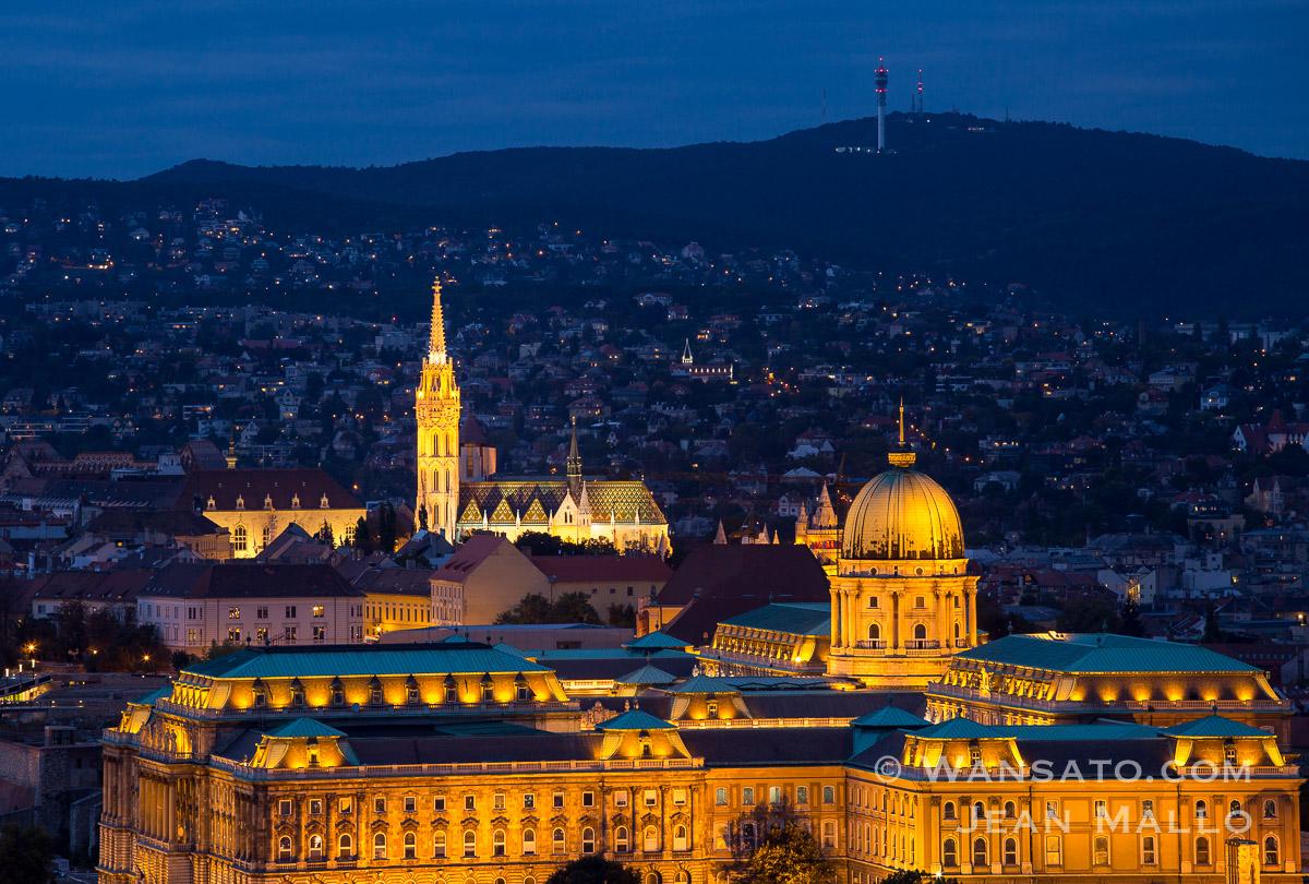 Budapest - Les Collines Avoisinantes