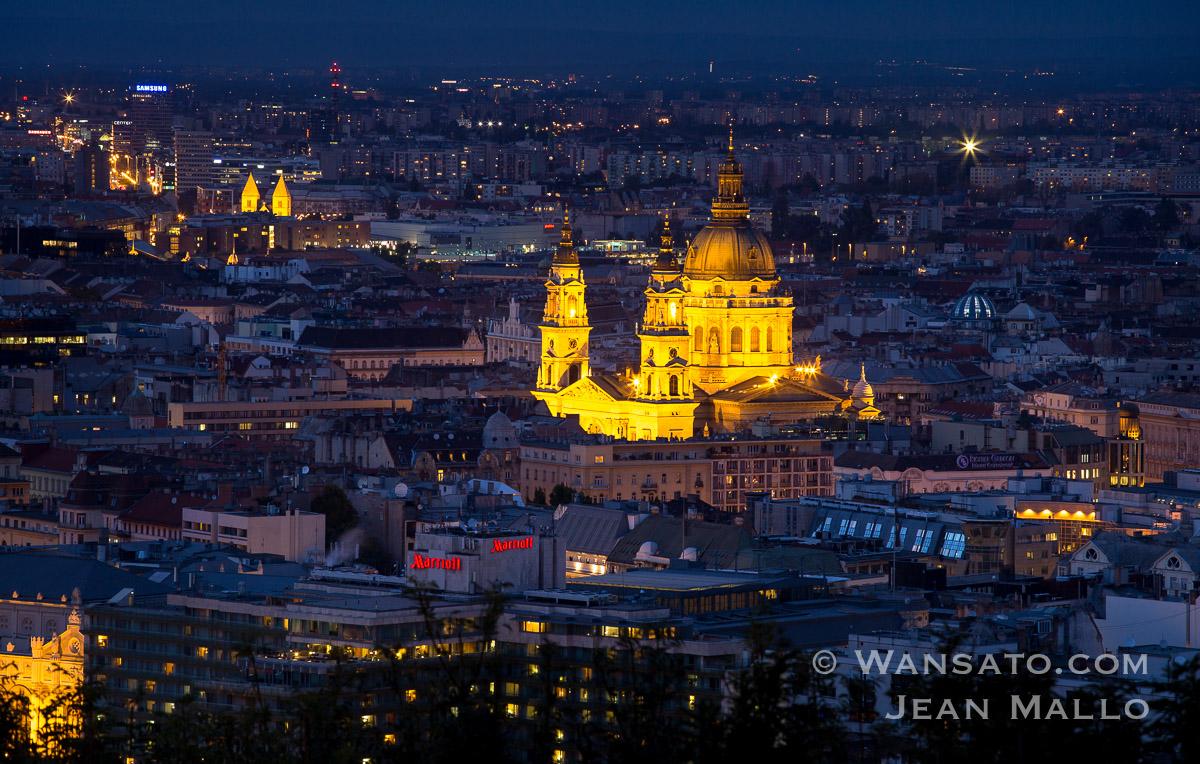 Budapest - La Basilique Saint-Etienne