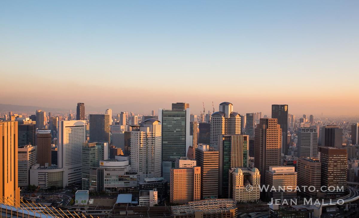 Japon - Au sommet d'Osaka