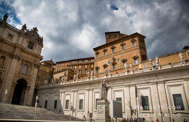 Le Palais Apostolique Du Vatican