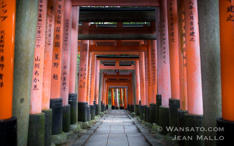 Les Portes De Kyoto
