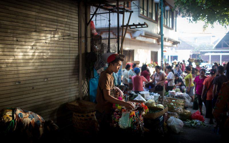 Portfolio - Marché à Batu