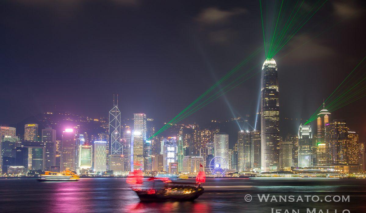 Hong-Kong En Fête