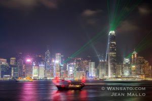 Portfolio - Hong-Kong En Fête