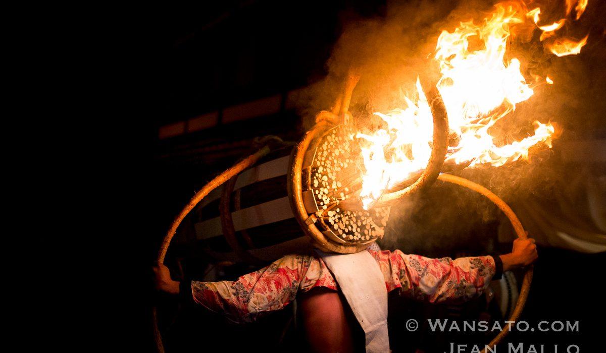 Portfolio - Kurama Fire Festival