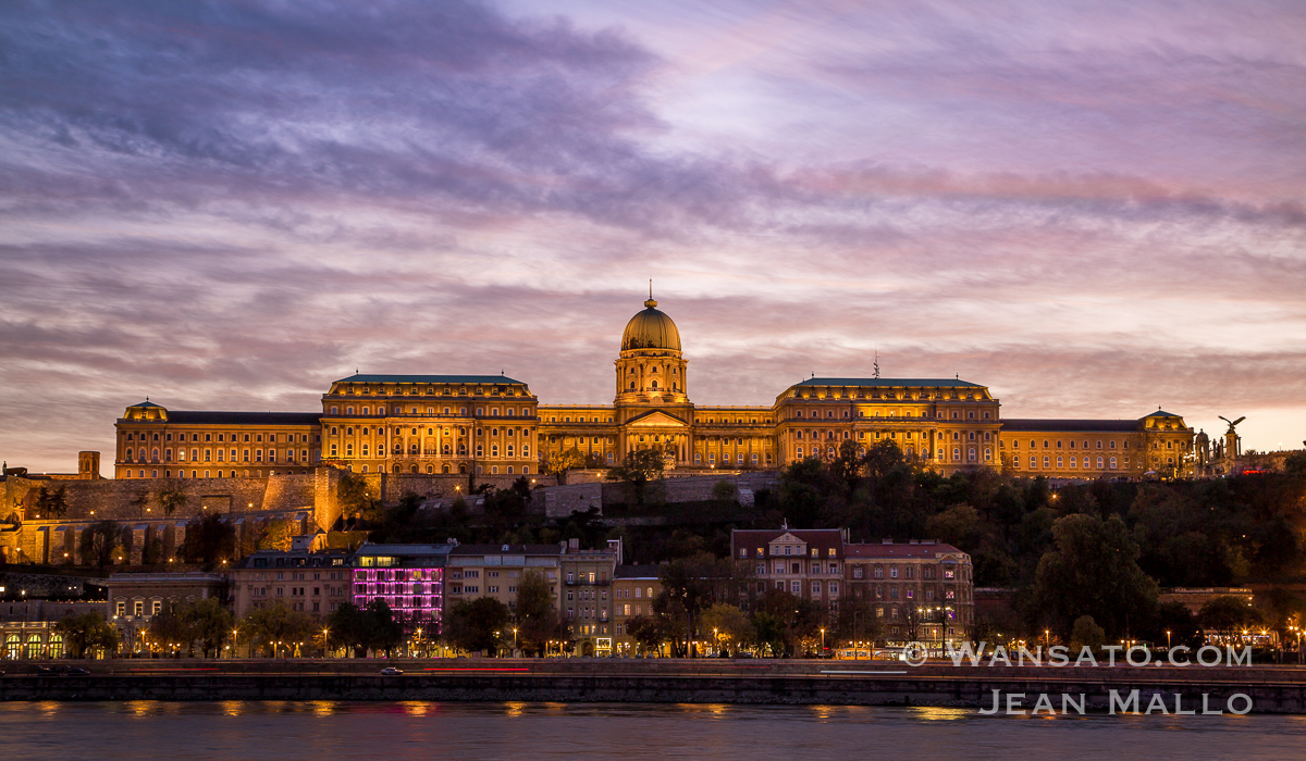 Portfolio - Budapest City View