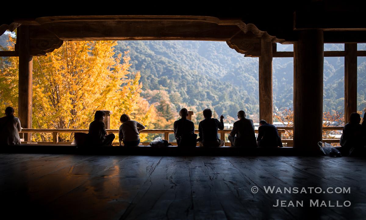Le Temple Senjokaku II